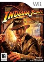 Indiana Jones and the Staff of Kings (WII)