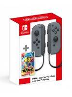 ARMS + Ovladače Joy-Con - Grey