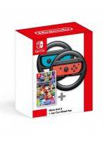 Mario Kart 8 + Joy-Con Wheel Pair