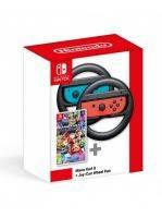 Mario Kart 8 + Joy-Con Wheel Pair