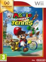 Mario Power Tennis Nintendo Selects (WII)