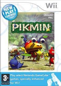 Pikmin 1 (WII)
