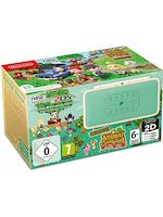 Konzole New Nintendo 2DS XL Animal Crossing Limited Edition + AC New Leaf