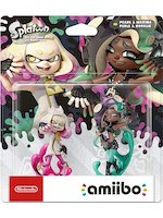 Figurka Amiibo Splatoon 2 - Off the Hook set