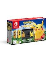 Konzole Nintendo Switch + Pokémon Lets Go, Pikachu + Pokéball Plus - Special Edition