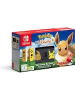 Konzole Nintendo Switch + Pokémon Lets Go, Eevee+ Pokéball Plus - Special Edition