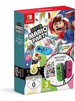 Super Mario Party + ovladače Joy-Con (Green/Pink)