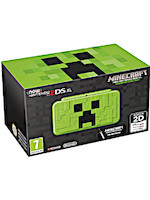 Konzole New Nintendo 2DS XL Minecraft - Creeper Edition