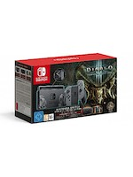 Konzole Nintendo Switch + Diablo 3: Eternal Collection + obal na konzoli - Limited Edition