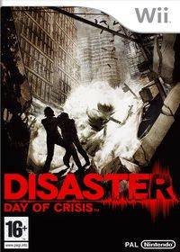 Disaster: Day of Crysis (WII)