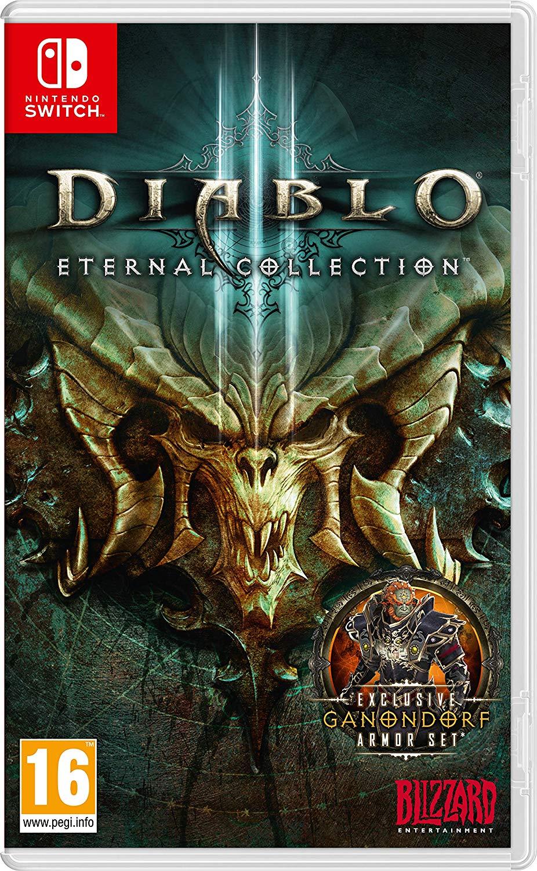Diablo 3: Eternal Collection BAZAR (SWITCH)