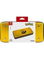 Kovový obal pro Nintendo Switch - Pikachu Gold