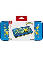 Kovový obal pro Nintendo Switch - Pikachu Blue