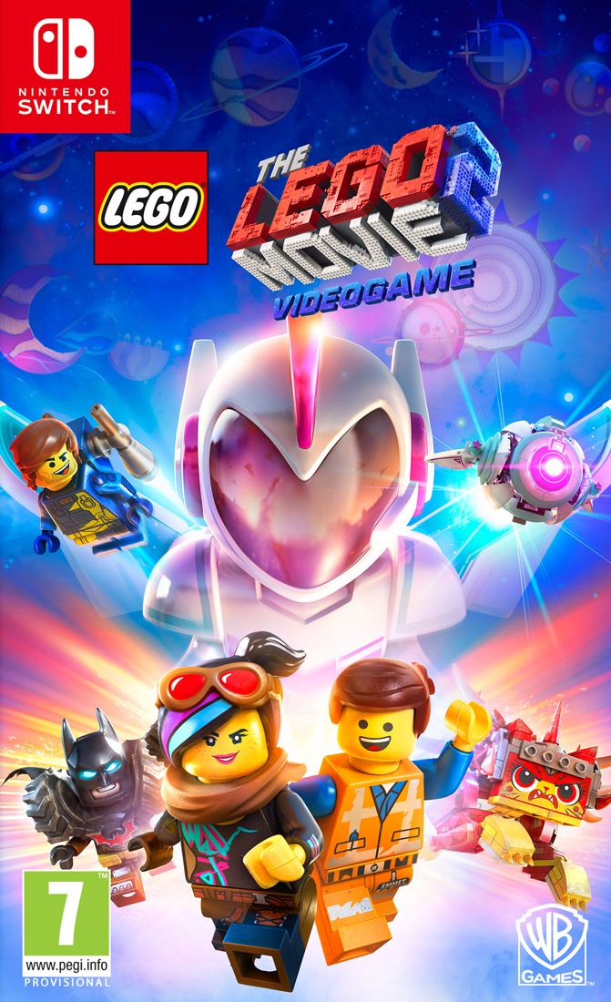 Lego Movie 2: The Videogame (SWITCH)