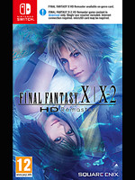 Final Fantasy X a X-2 HD