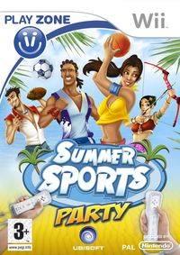 Summer Sport Party (WII)