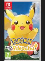 Pokémon: Lets Go, Pikachu! BAZAR