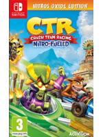 Crash Team Racing: Nitro Fueled - Nitros Oxide Edition