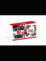Konzole Nintendo Switch - Neon Red/Neon Blue + Nintendo Labo Vehicle Kit