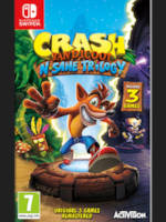 Crash Bandicoot N.Sane Trilogy BAZAR
