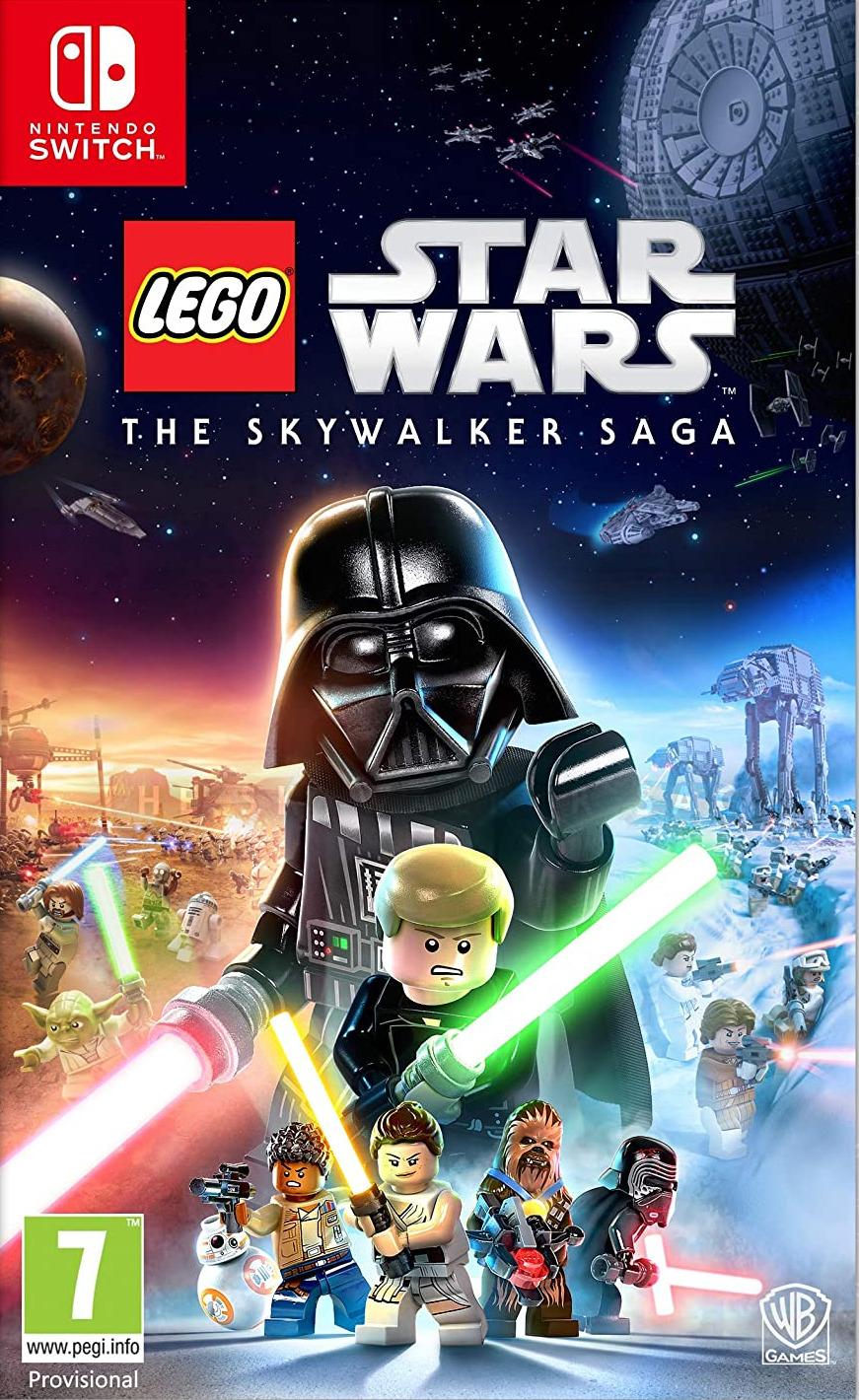 Lego Star Wars: The Skywalker Saga (SWITCH)