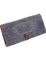 Ochranné pouzdro textilní Nintendo Switch - tmavě šedé