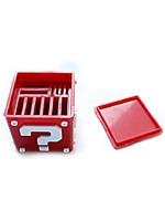 Krabička na herní karty Nintendo Switch - červená