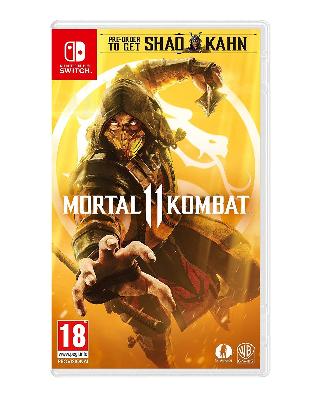 Mortal Kombat 11 BAZAR (SWITCH)