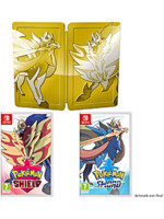 Pokémon Shield & Sword - Dual Edition (SWITCH)