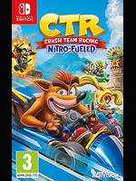 Crash Team Racing: Nitro Fueled BAZAR (SWITCH)