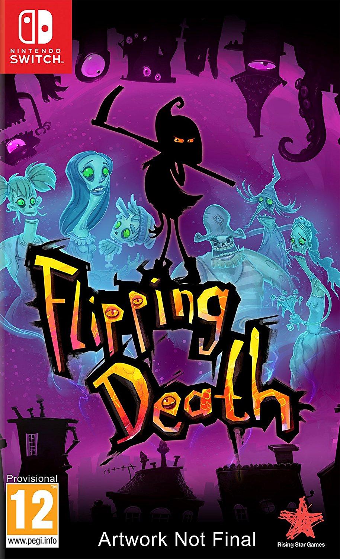Flipping Death BAZAR (SWITCH)