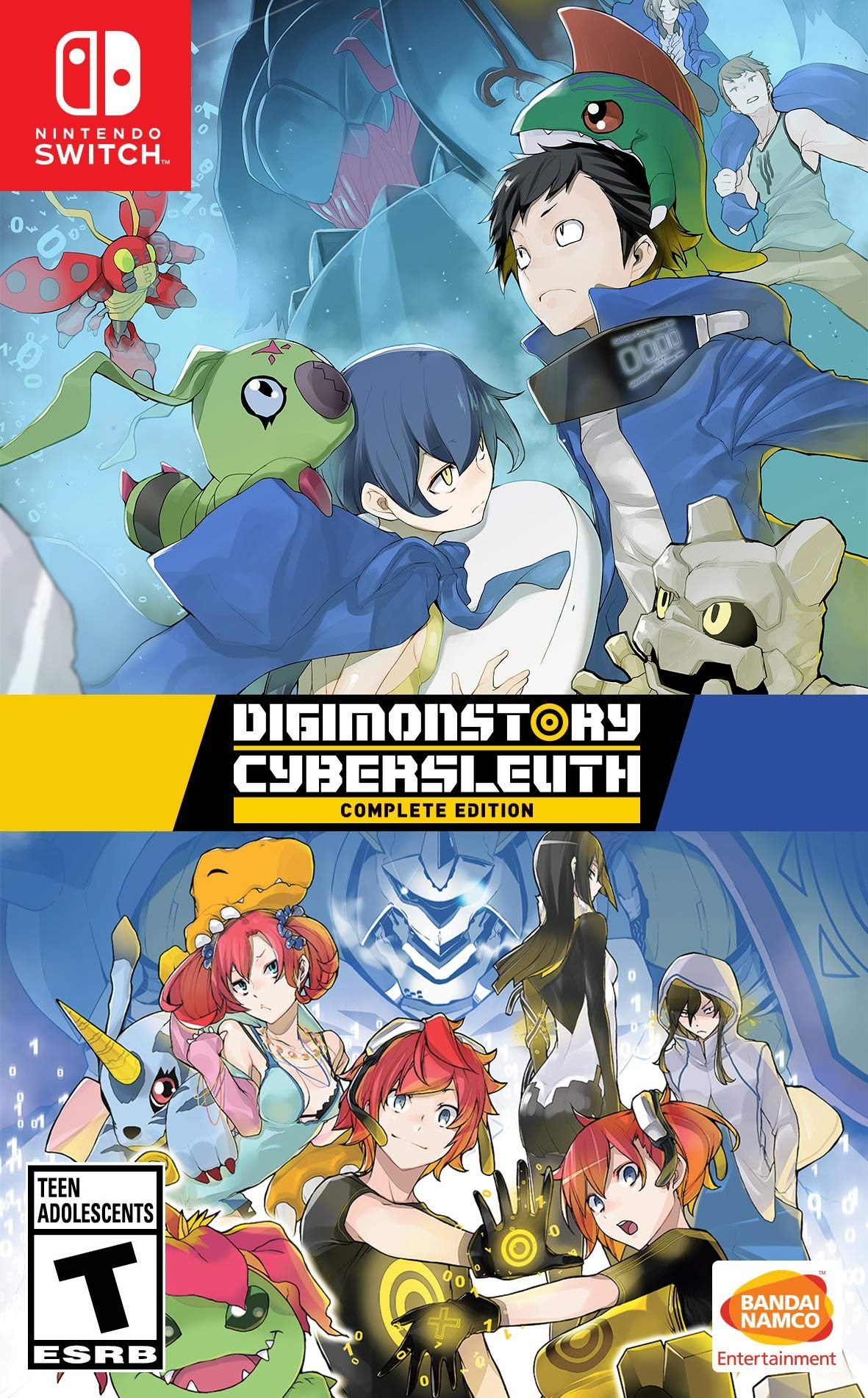 Digimon Story: Cyber Sleuth - Complete Edition (SWITCH)