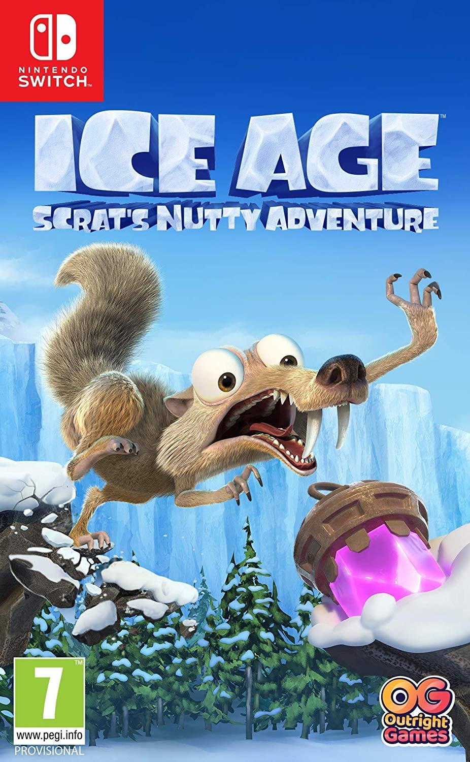 Ice Age: Scrats Nutty Adventure (SWITCH)