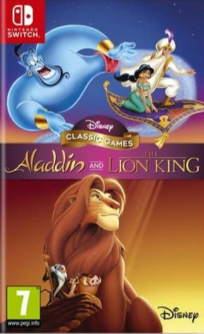Disney Classic Games: Aladdin & The Lion King (SWITCH)
