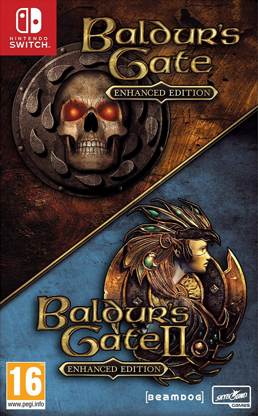 Baldurs Gate I & II: Enhanced Edition (SWITCH)