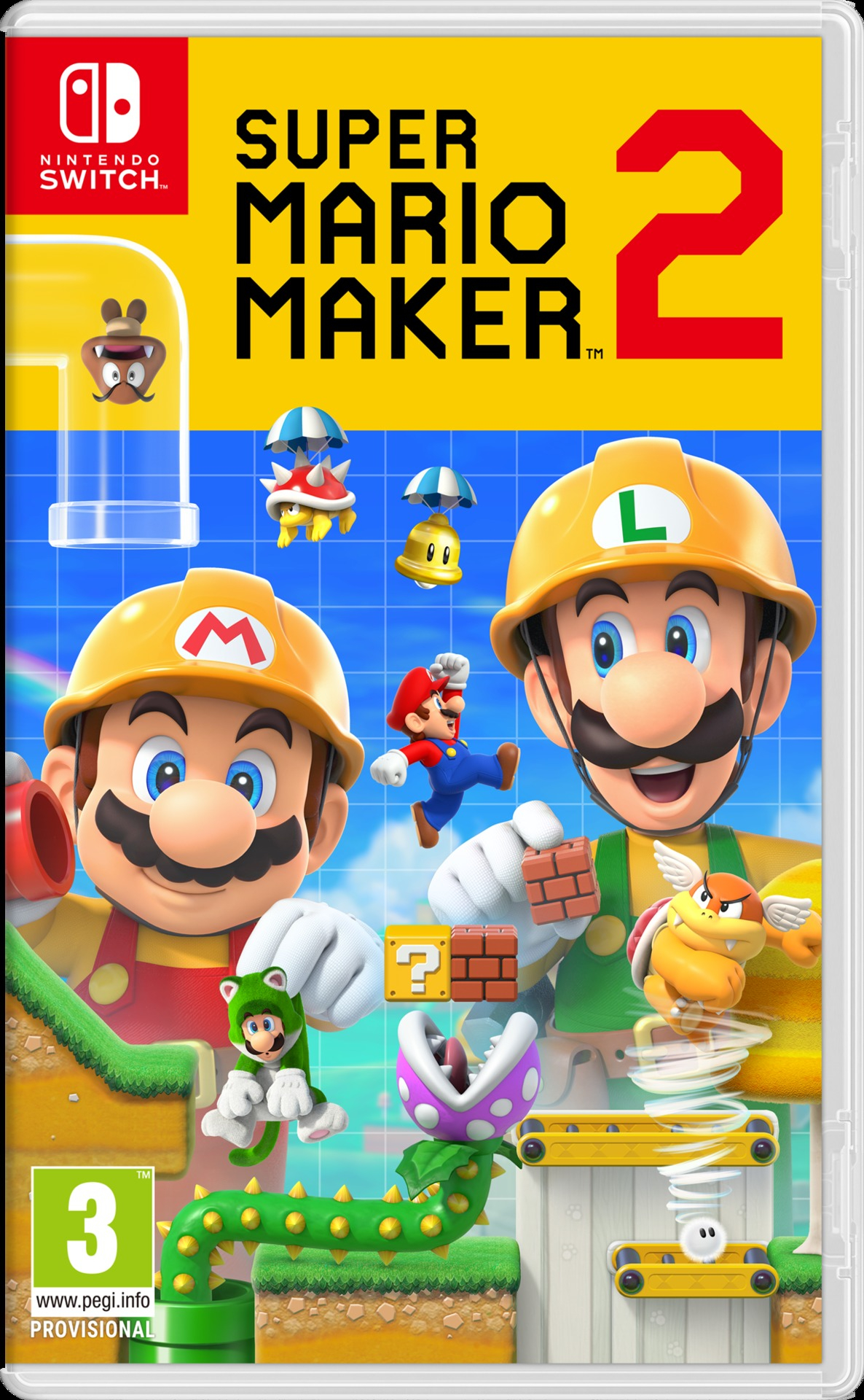 Super Mario Maker 2 BAZAR (SWITCH)