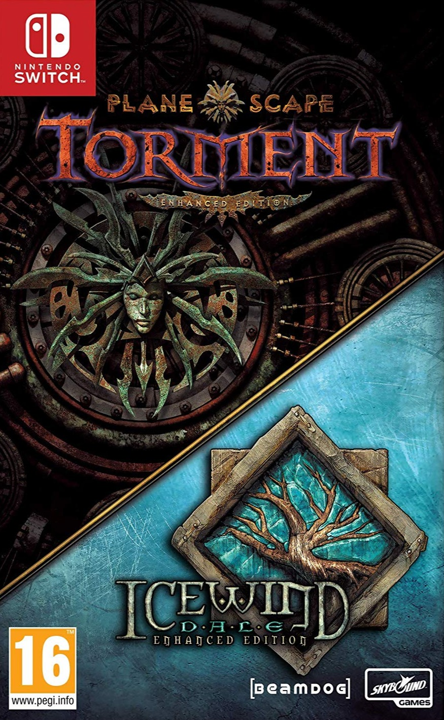Planescape: Torment & Icewind Dale Enhanced Edition (SWITCH)
