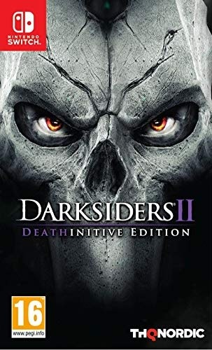 Darksiders 2: The Deathinitive Edition (SWITCH)