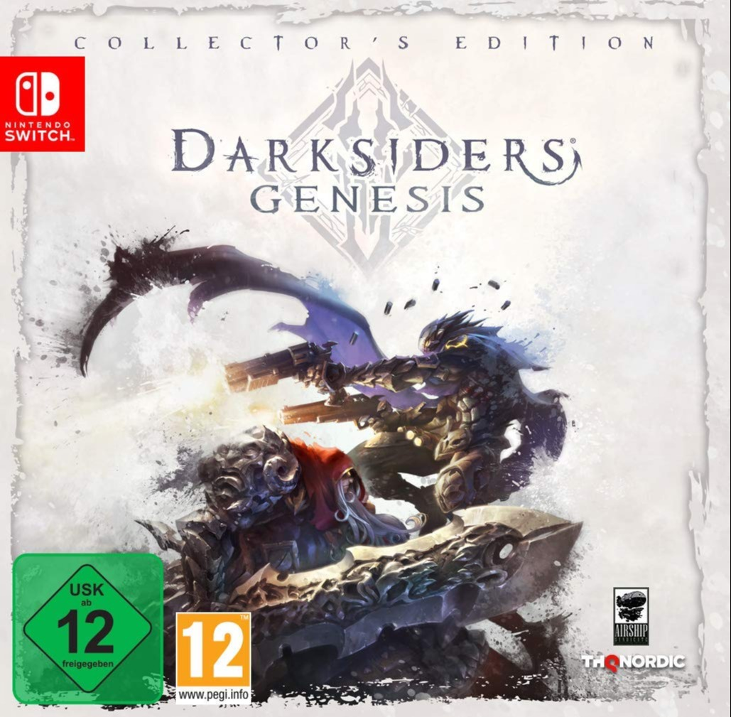 Darksiders: Genesis - Collectors Edition (SWITCH)