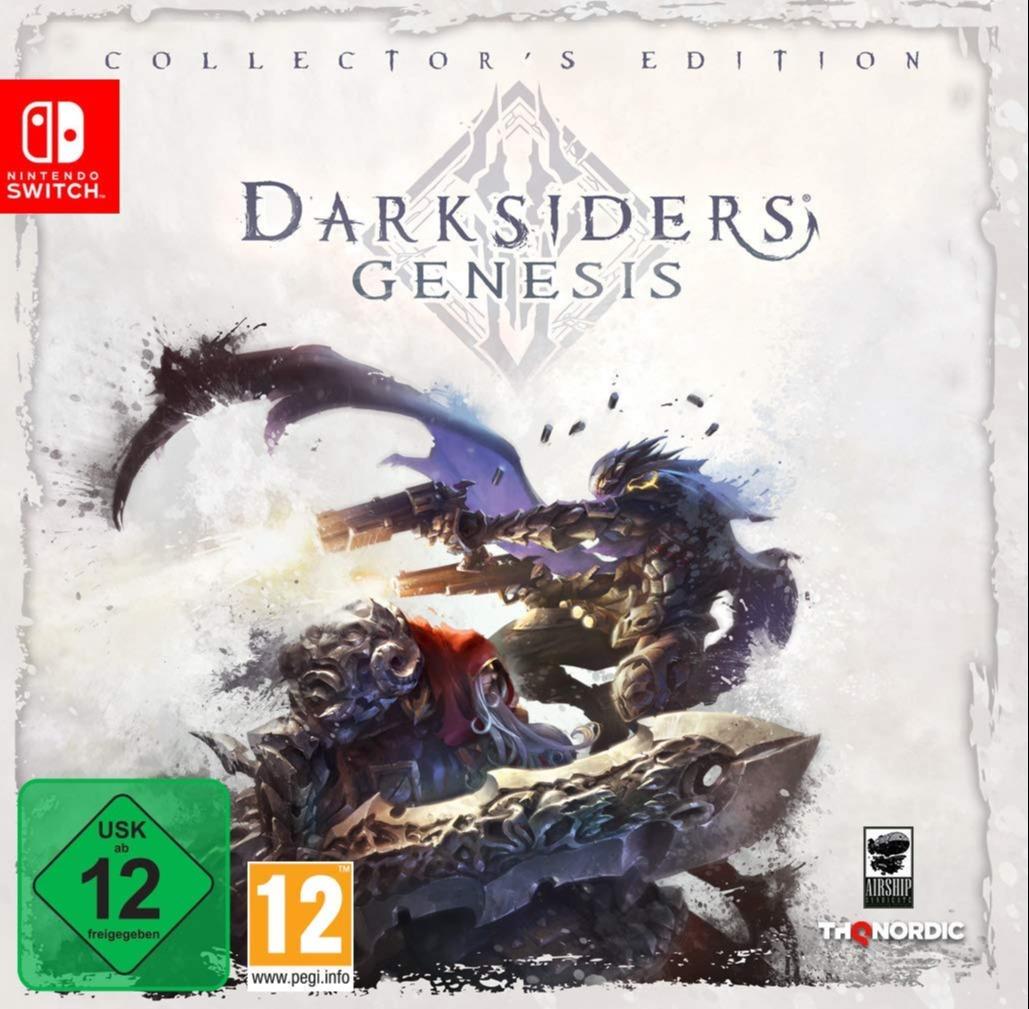 Darksiders: Genesis - Collectors Edition (SWITCH)