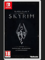 The Elder Scrolls V: Skyrim BAZAR (SWITCH)