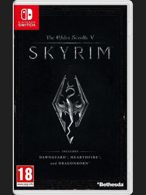 The Elder Scrolls V: Skyrim BAZAR (SWITCH)