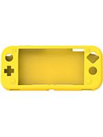 Silikonový obal pro Nintendo Switch Lite (žlutý)