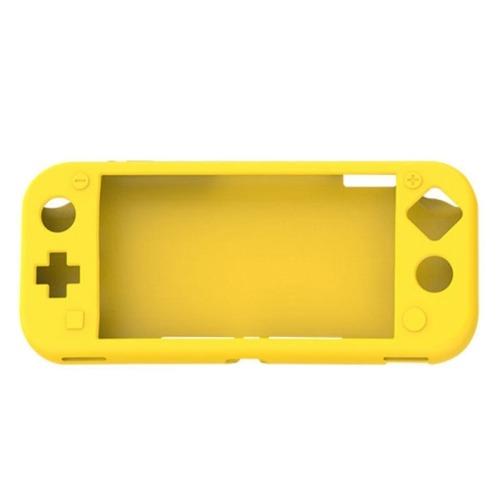 Silikonový obal pro Nintendo Switch Lite (žlutý) (SWITCH)