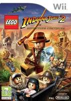 LEGO Indiana Jones 2: The Adventure Continues (WII)