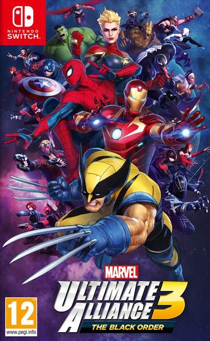 Marvel Ultimate Alliance 3: The Black Order BAZAR (SWITCH)
