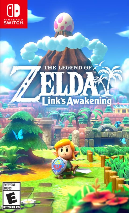 The Legend of Zelda: Links Awakening BAZAR (SWITCH)