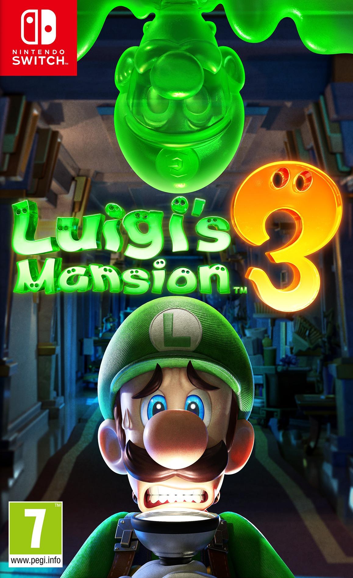 Luigis Mansion 3 BAZAR (SWITCH)