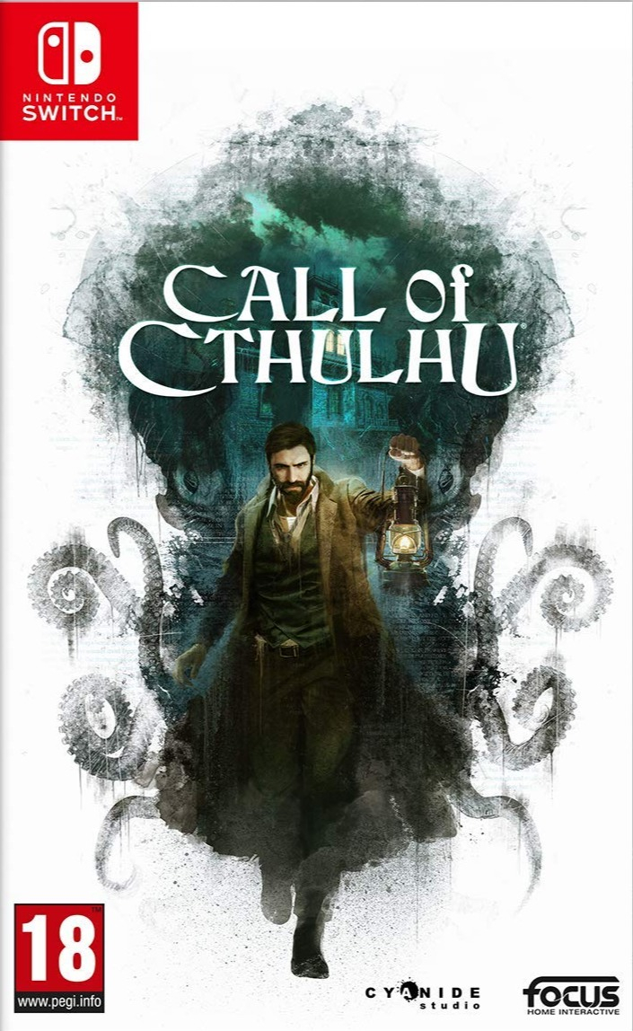Call of Cthulhu BAZAR (SWITCH)
