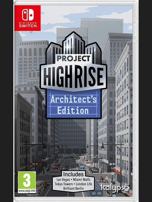 Project Highrise: Architects Edition BAZAR (SWITCH)